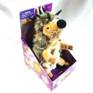Gemmy SPIKE Porcupine 2002 RARE W/ Box